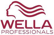 Logo for Wella Professionals